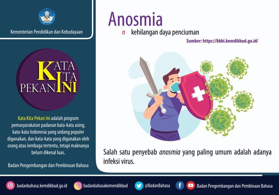 Kosa Kata Bahasa Indonesia Baru Akhir-akhir Ini yang Perlu Kalian Ketahui