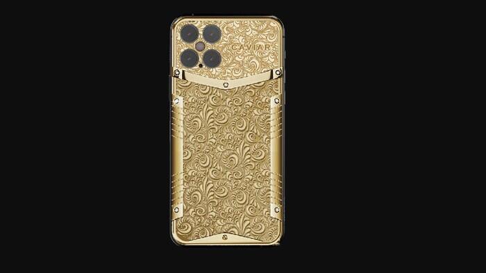 Belum juga Rilis, iPhone 12 dengan Balutan Emas Udah Bisa Dipesan