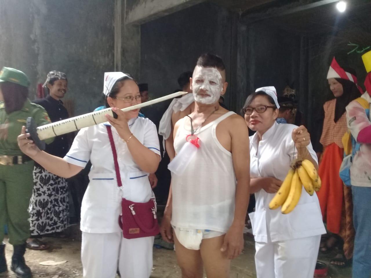 Tujuh Tahun Kerinduanku Pada Perayaan HUT RI Akhirnya Terobati Ketika Pulang Kampung.