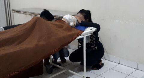 Ditangkap Polisi Batam, Hendri Alfreet Tewas Kepala Dibungkus Lakban
