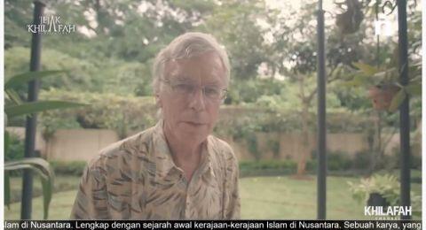 Namanya Dicatut dalam Film Jejak Khilafah di Nusantara, Peter Carey Protes