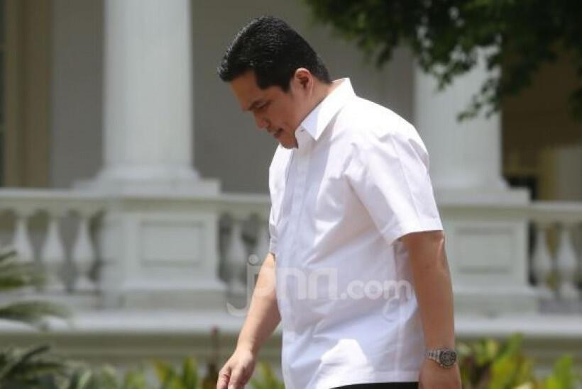 Presiden Jokowi Didesak Pecat Erick Thohir!