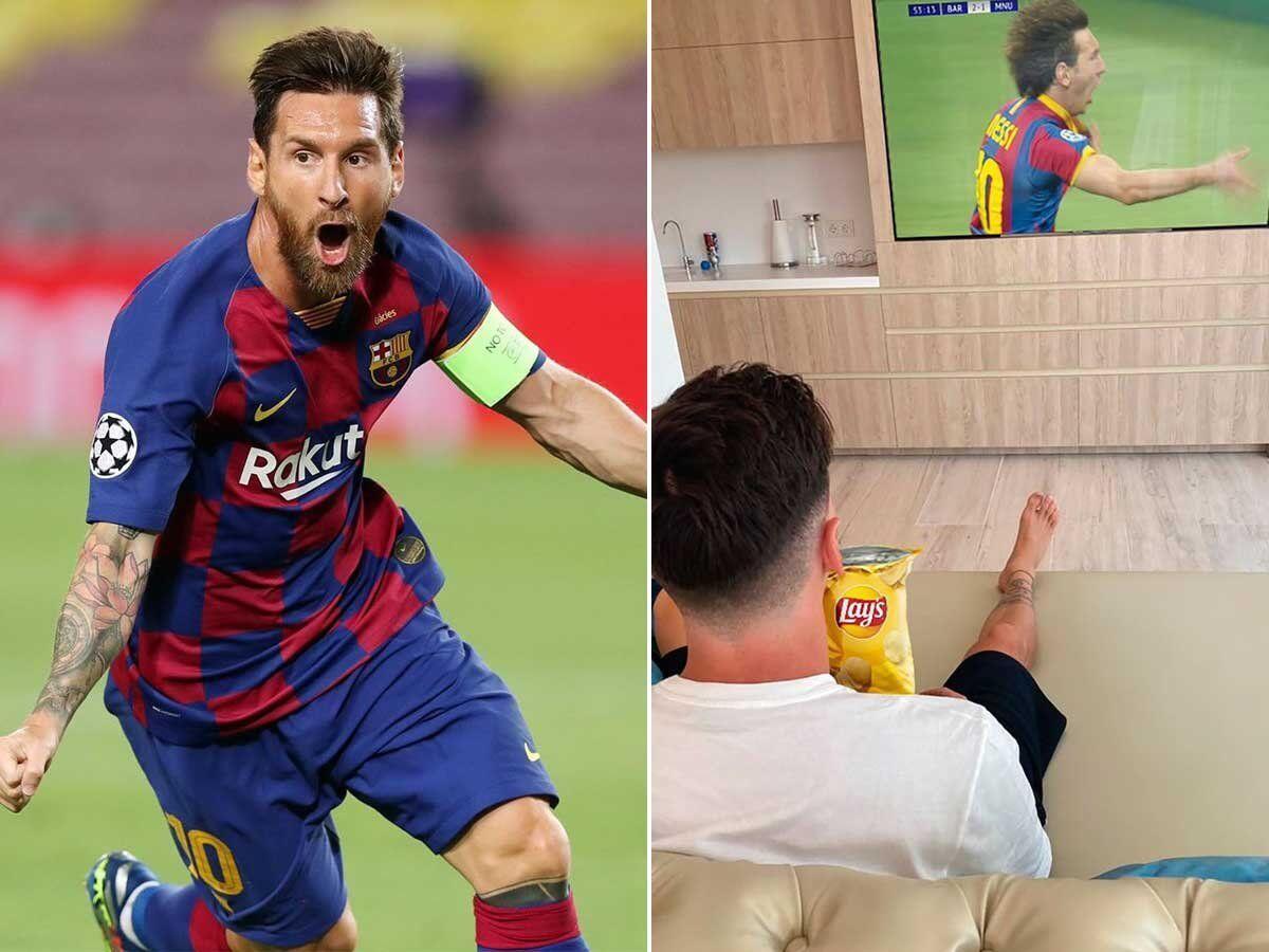 Messi Beli Kasur Anti Covid Seharga 17 Juta Rupiah, Kayak Gini Penampakannya..