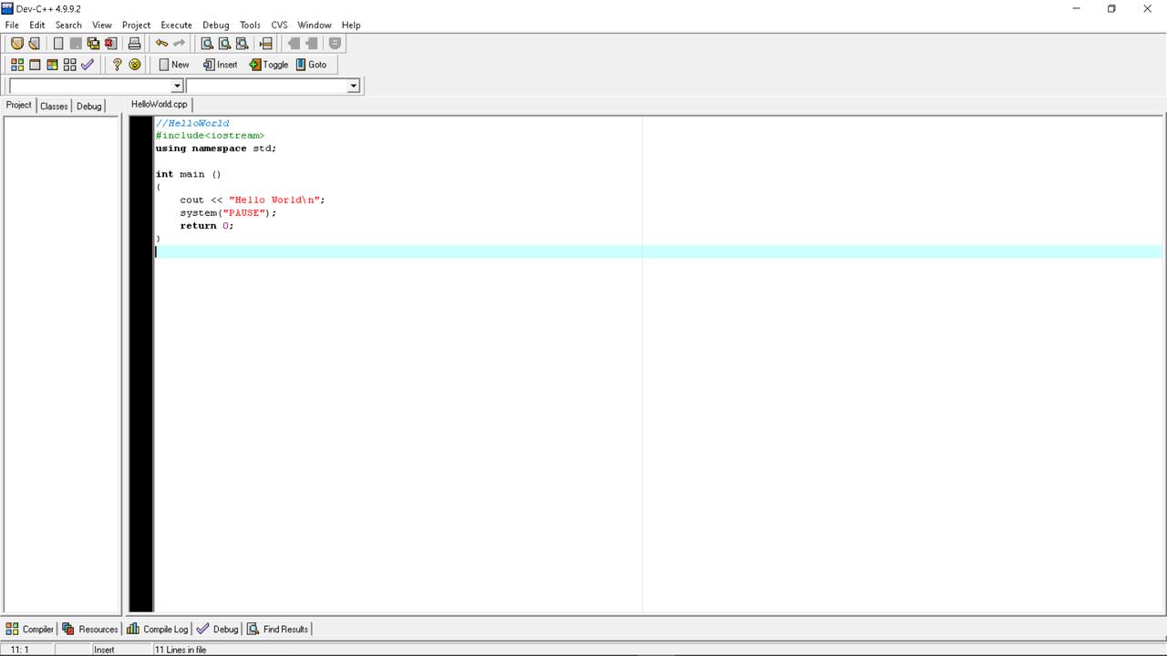 mau tanya ini kok tdk bisa keluar eksekusi dari DEV C++ ??