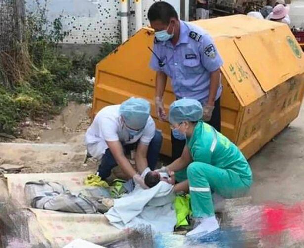 Biadab! Pasutri di China Buang Bayi Perempuan ke Tempat Sampah karena Pengennya Cowok