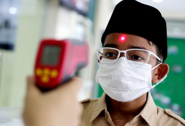 5 Hari Belajar Tatap Muka Dibuka, 6 Sekolah Jadi Klaster Corona Baru di Indonesia