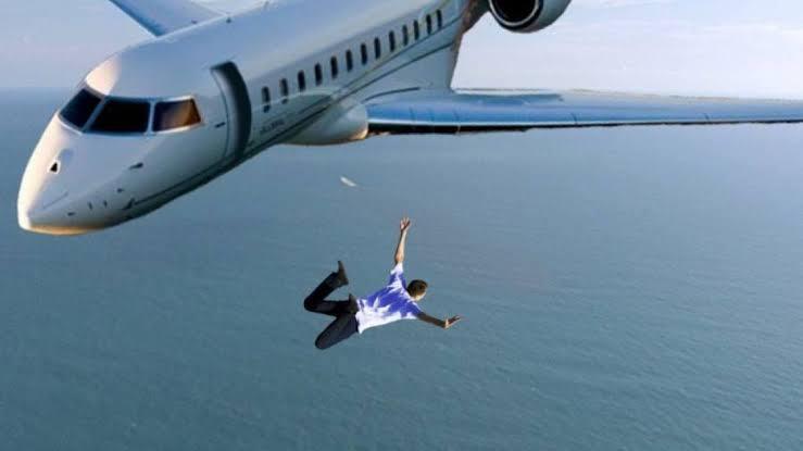 Pesawat Komersil Kok Gak Ada Parasut Sih? Pesawat Bisa Jalan Mundur Ga Ya?
