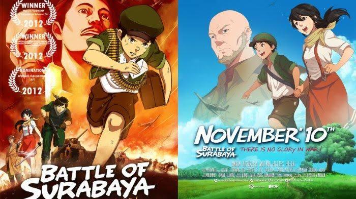 Film Animasi Perjuangan Bangsa Indonesia Melawan Penjajah