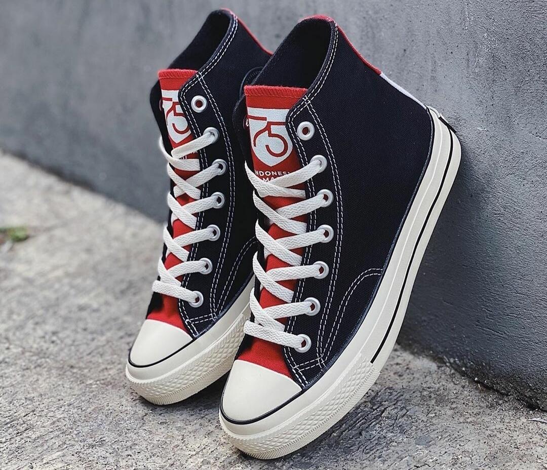 Merdeka Lewat Sepatu Lokal yang Jancuk dan Gatelli!