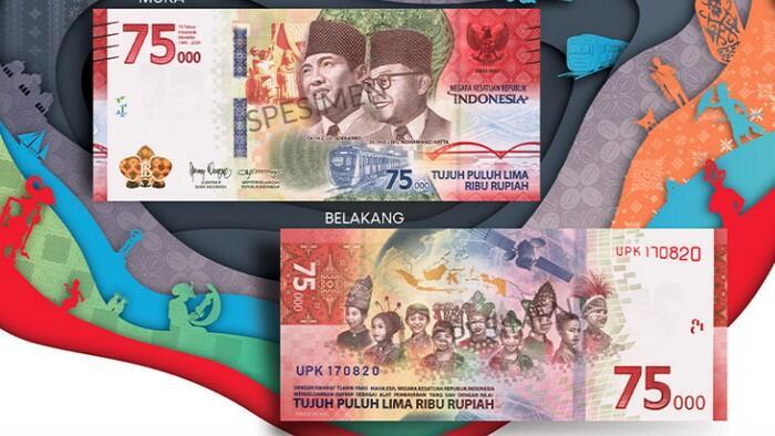 Wadaw! Uang Khusus Kemerdekaan RI Dijual Rp 1,3 Juta di Toko Online