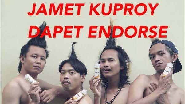 Jamet Kuproy Makin Merajalela, Anjay Lo Termasuk Kagak Gan?
