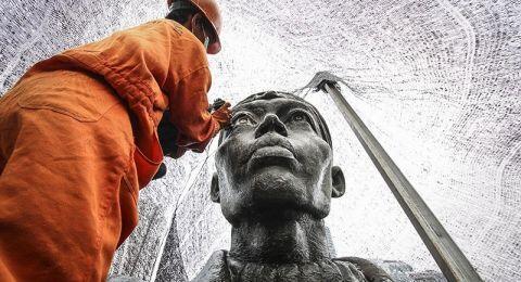 Anies Mau Pasang Masker di Patung Jenderal Sudirman, Cucu: Maksudnya Apa?