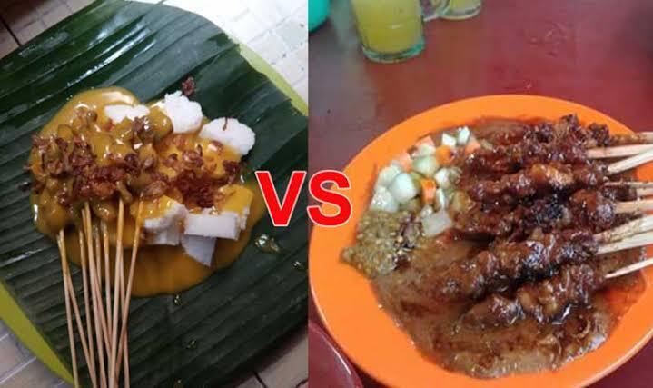 Pilih Sate Padang Atau Sate Madura?