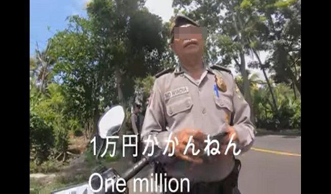 Polisi Yang Peras Turis Jepang 1 Juta Di Bali Terancam Dipecat