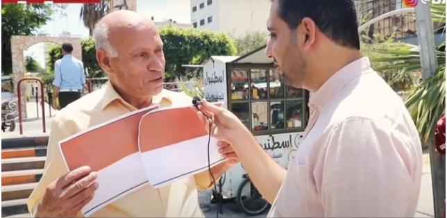 Diminta Bakar Bendera Indonesia dan Diberi Dolar, Reaksi Warga Palestina Mengejutkan