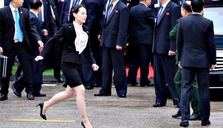 Dikabarkan Koma, Wanita Ini Kandidat Kuat Menggantikan Kim Jong Un !