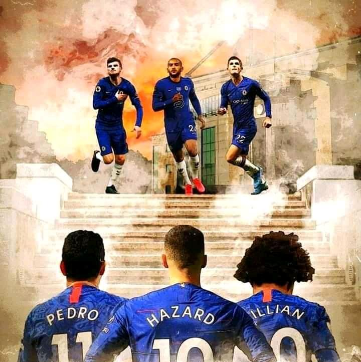 ❅ Chelsea Football Club 20/21 - The Empire Strikes Back ❅ [Chelsea Kaskus]