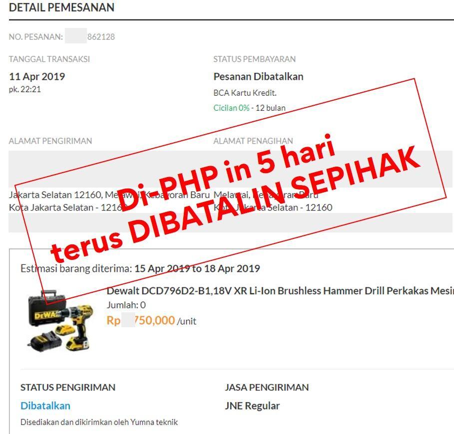 BLIBLI.COM juara PHP