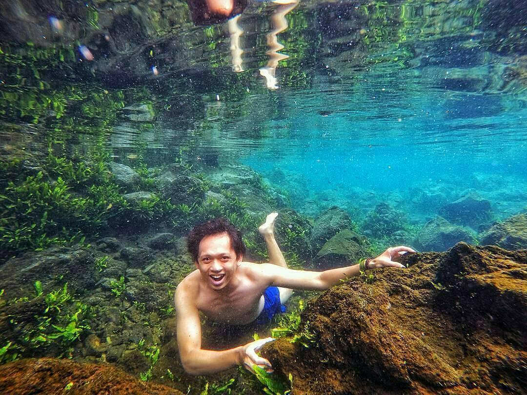 Cari Tempat Wisata Keren? ke Telaga Nilam Kuningan Aja Gan! Instagramable Banget
