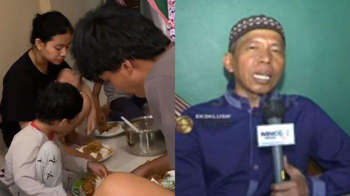 Kiwil Dongkol Lihat Anaknya Makan, Ancam Istri Anak Gue Enggak Bakal Kerja