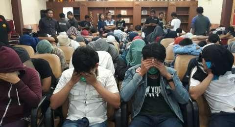 Gelar Pesta Gay di Jakarta Saat Pendemi, Sembilan Orang Ditahan Polisi