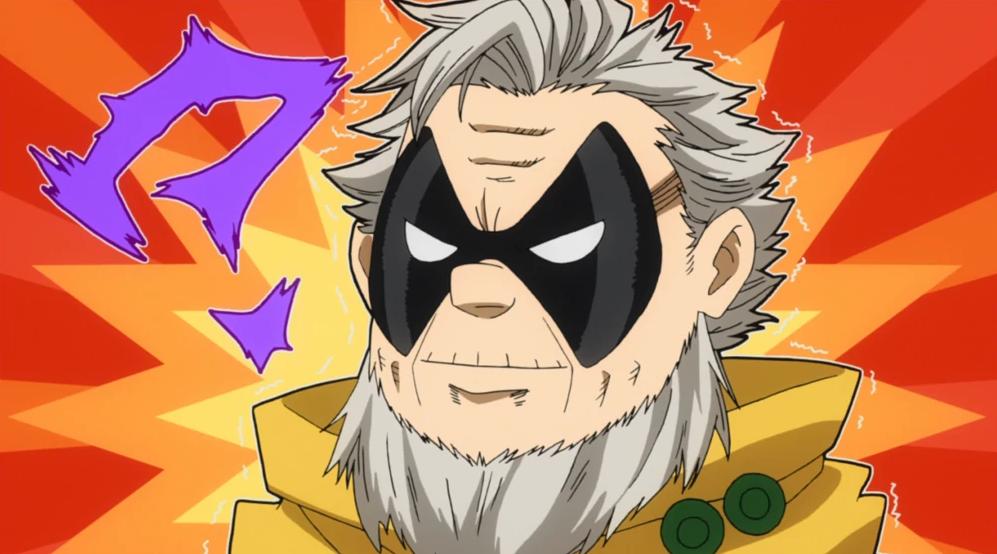 5 Karakter Tua di Anime yang Hype Abis!