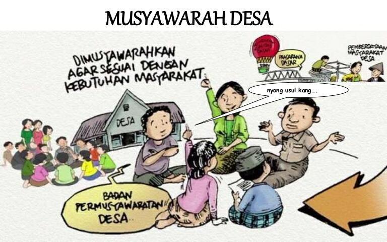 Sudahkah Desa Melakukan Rancangan Pembangunan Jangka Menengah Desa (RPJMDES).