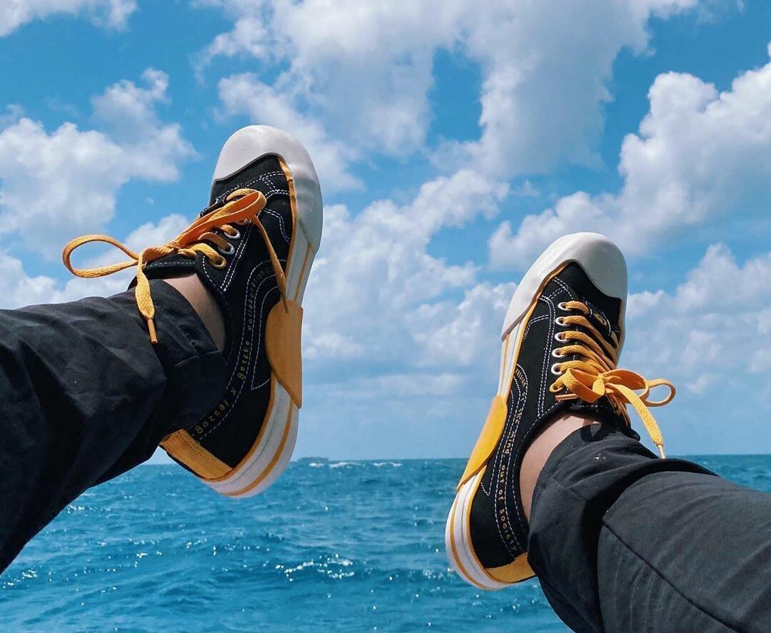 Sepatu Lokal di Awal Bulan September yang Berkesan karena Wacananya