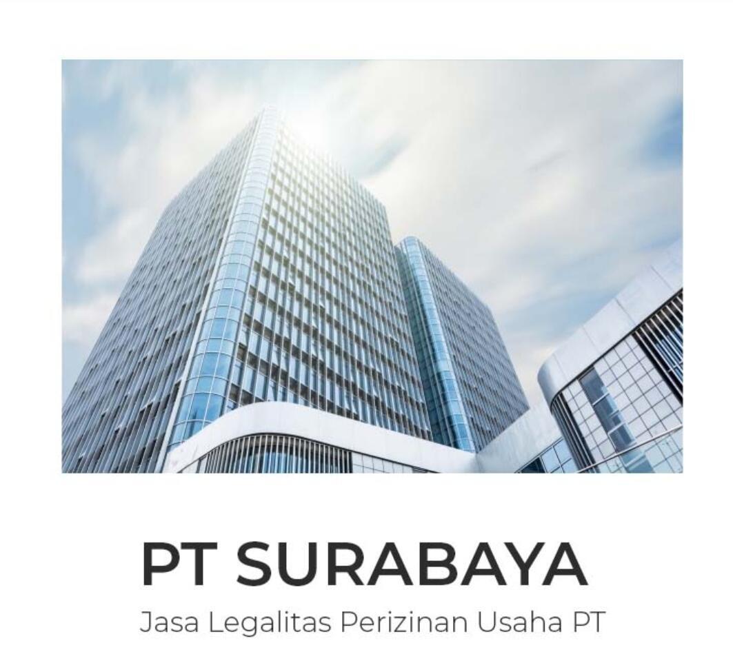 Jasa Pendirian UD CV PT