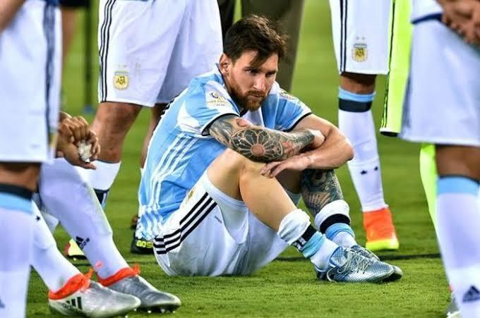 Bintang Sepak Bola Paling Plin-plan Dimuka Bumi Adalah Lionel Messi