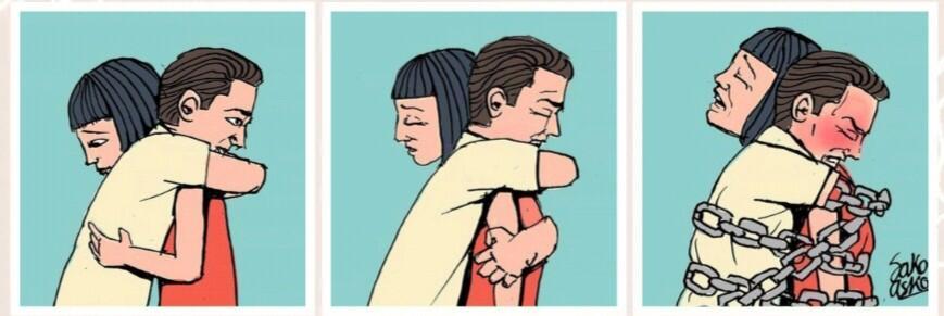 Buat yang Terjadi Toxic Relationship, Sayangilah Diri Kalian!