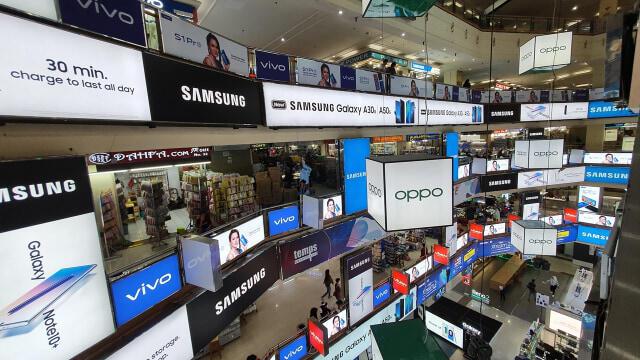 Smartphone China Kuasai 73 Persen Pasar Smartphone Indonesia