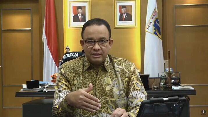 Covid-19 tak Terkendali, Anies Putuskan Jakarta PSBB Total!