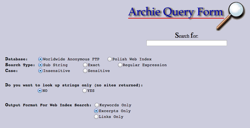 Bukan Google atau Yahoo, Ini Dia Mesin Pencarian Internet Pertama di Dunia