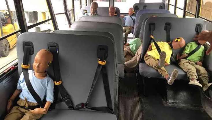 Sabuk Pengaman Pada Bus Kenapa Tidak Wajib Diberlakukan?