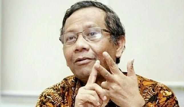 Mahfud MD: Djoko Tjandra Bisa Mengajukan PK Kembali