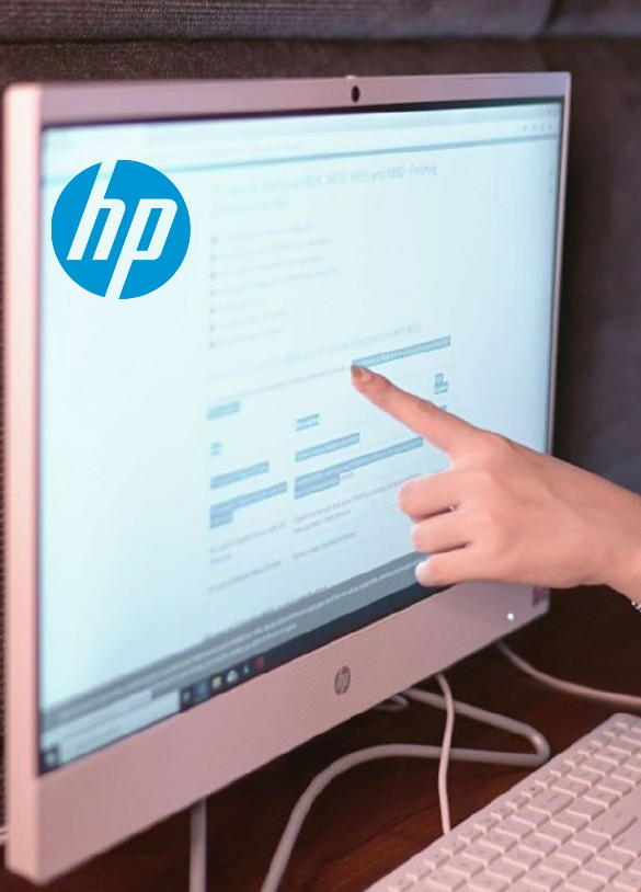 6 Alasan Gue Betah & Nyaman Work From Home Ditemani Si Snow White HP All-In-One PC 24