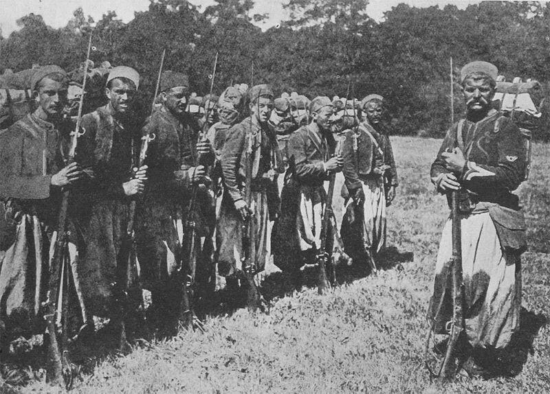 Pasukan - Pasukan dari Wilayah Kolonial dalam Perang Dunia I