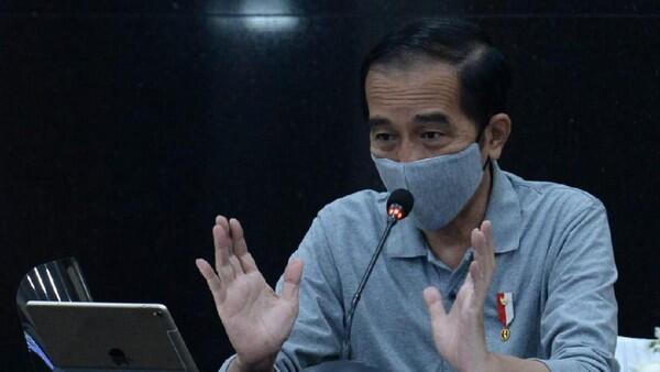 Jokowi: Penanganan Corona RI Tak Bisa Dibandingkan dengan Negara Non Kepulauan