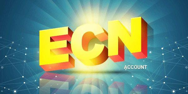 Open an ECN account and feel the true power of beneficial pro trading!