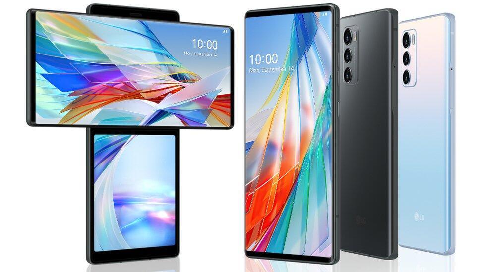 LG Wing: Ponsel Dua Layar yang Bisa Diputar – putar