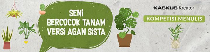 Plant Styling, Tanaman Juga Butuh Di-Salon Biar Nggak Kalah Glowing dengan Kulitmu!