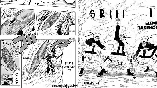 Komik 666 Satan Jiplak Naruto? Hmm, Kita Buktikan Kebenarannya Yuk!
