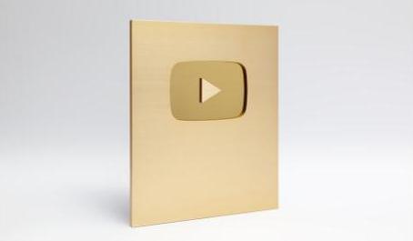 Macam-macam Youtube Play Button. Nomor 5 Paling Langka!
