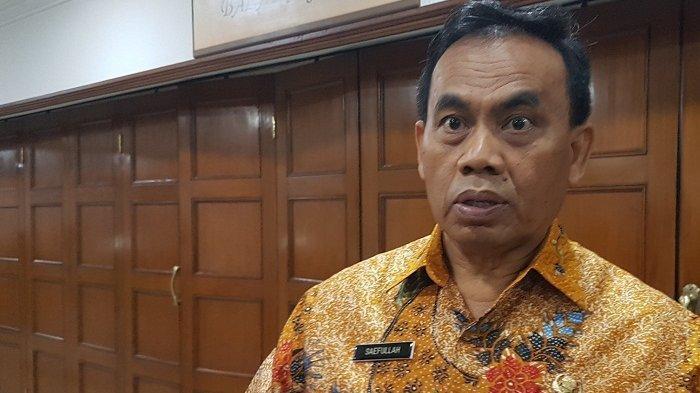 BREAKING NEWS: Sekda DKI Saefullah Meninggal karena Covid-19 di RSPAD Gatot Subroto