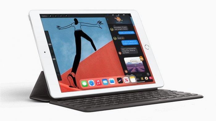iPad 8 Resmi Diluncurkan, Berikut ini Spesifikasinya!