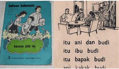 Sosok Di balik Nama Budi dan Ani yang Populer di Mapel Bahasa Indonesia