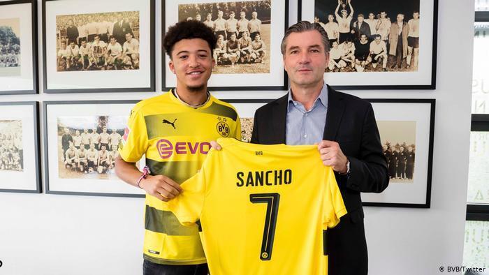 Sancho Effect: Keberanian Pemain Muda Inggris