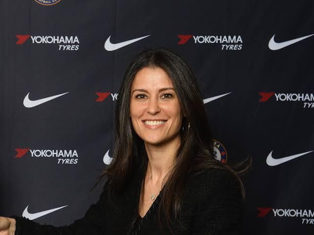 Mengenal Marina Granovskaia Wanita cantik Di Balik Suksesnya Bursa Transfer Chelsea