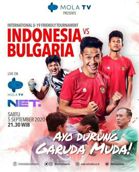 Aneh tapi Nyata Modal Motivasi Buat Timnas Indonesia U-19 Menang